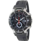 Tissot Men's T-Race T048.417.27.051.00 Black Rubber Swiss Quartz Watch