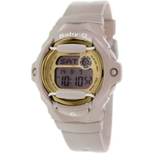Casio Women's Baby-G BG169G-4 Digital Resin Quartz Watch