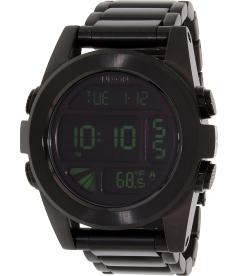 Nixon Men's Unit SS A360032 Digital Stainless-Steel Quartz Watch
