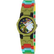 Lego Children's Legends Of Chima 9000409 Blue Plastic Quartz Watch