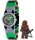 Lego Boy's Star Wars 9001116 Silver Plastic Quartz Watch - Main Image Swatch