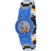 Lego Children's Star Wars 9001178 Blue Plastic Quartz Watch