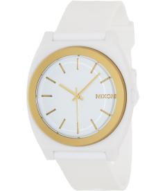 Nixon Men's A1191297 White Plastic Quartz Watch