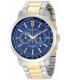 Nautica Men's Metal N23602G Silver Stainless-Steel Quartz Watch - Main Image Swatch
