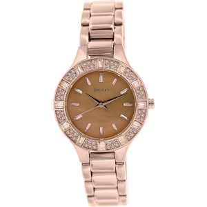 Dkny Women's NY8486 Rose-Gold Stainless-Steel Quartz Watch