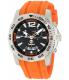 Timberland Men's Hydroclimb 13319JS/02A Orange Plastic Quartz Watch - Main Image Swatch