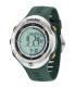 Timberland Men's Washington Summit 13386JPGNS/01 Green Plastic Quartz Watch - Main Image Swatch