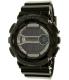 Casio Men's G-Shock GD110-1 Black Plastic Quartz Watch - Main Image Swatch