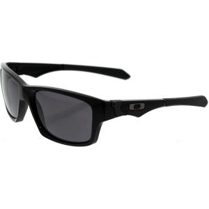 Oakley Men's Gradient Jupiter OO9135-01 Black Rectangle Sunglasses