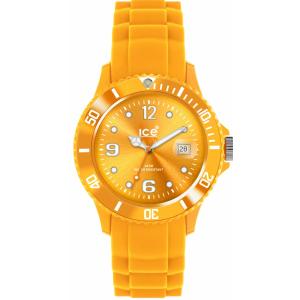 Ice-Watch Women's Sili SI.GL.B.S.10 Yellow Silicone Quartz Watch