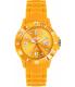 Ice-Watch Women's Sili SI.GL.B.S.10 Yellow Silicone Quartz Watch - Main Image Swatch