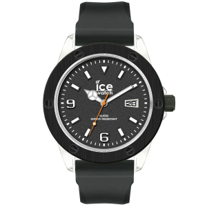 Ice-Watch Men's Ice XX.BK.XL.S.11 Black Silicone Quartz Watch