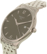 Tissot Men's Tradition T063.610.11.067.00 Silver Stainless-Steel Swiss Quartz Watch - Side Image Swatch