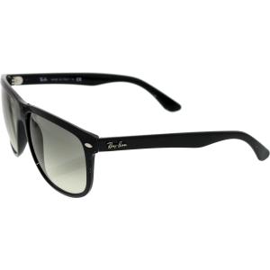 Ray-Ban Men's Gradient  RB4147-601/32-60 Black Square Sunglasses