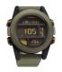 Nixon Men's The Unit A1971265 Grey Silicone Quartz Watch - Main Image Swatch