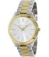 Michael Kors Women's Slim Runway MK3198 Silver Stainless-Steel Quartz Watch - Main Image Swatch
