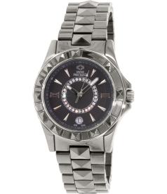 Swiss Precimax Women's Fiora SP13171 Grey Ceramic Swiss Quartz Watch