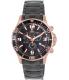 Swiss Precimax Men's Tarsis Pro SP13230 Black Stainless-Steel Swiss Chronograph Watch - Main Image Swatch