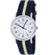 Timex Men's Weekender T2P142 Blue Nylon Analog Quartz Watch - Main Image Swatch