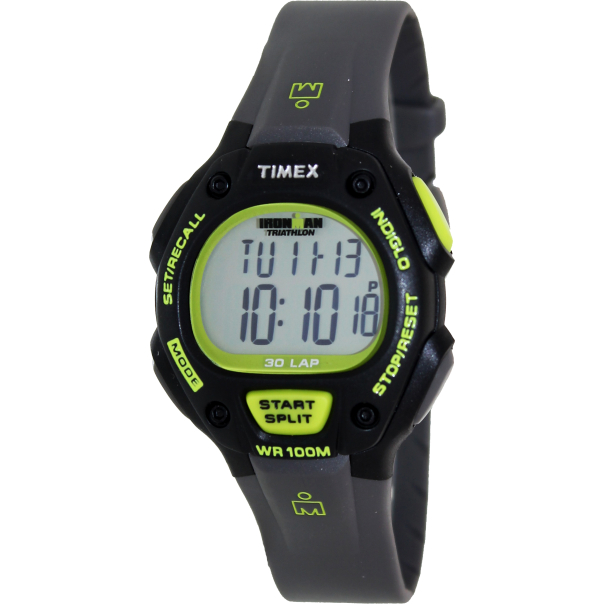 timex s ironman t5k692 digital resin quartz