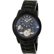 Fossil Men's Grant ME1131 Black Stainless-Steel Analog Quartz Watch