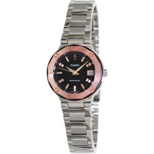 Casio Women's Core LTP1366D-1A Silver Stainless-Steel Quartz Watch