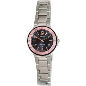 Casio Women's Core LTP1367D-1A2 Silver Stainless-Steel Quartz Watch
