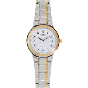 Casio Women's Core LTP1131G-7B Silver Stainless-Steel Quartz Watch