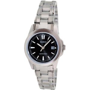 Casio Women's Core LTP1215A-1A2 Silver Stainless-Steel Quartz Watch
