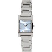 Casio Women's Core LTP1283D-2A Blue Stainless-Steel Quartz Watch