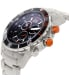 Swiss Precimax Men's Pursuit Pro SP13292 Silver Stainless-Steel Swiss Chronograph Watch - Side Image Swatch
