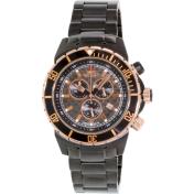 Swiss Precimax Men's Pursuit Pro SP13294 Grey Stainless-Steel Swiss Chronograph Watch