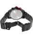 Swiss Precimax Men's Pursuit Pro SP13297 Grey Stainless-Steel Swiss Chronograph Watch - Back Image Swatch