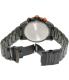 Swiss Precimax Men's Pursuit Pro SP13298 Black Stainless-Steel Swiss Chronograph Watch - Back Image Swatch