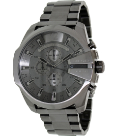 Diesel Men's DZ4282 Grey Stainless-Steel Analog Quartz Watch