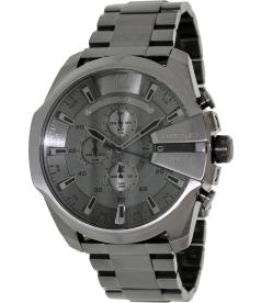 Diesel Men's DZ4282 Grey Stainless-Steel Analog Quartz Watch