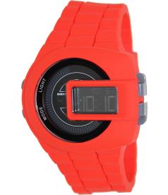 Diesel Men's DZ7276 Digital Silicone Quartz Watch