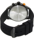 Timex Men's Originals T2P043 Black Silicone Analog Quartz Watch - Back Image Swatch