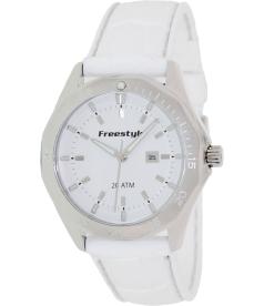 Freestyle Women's Avalon 101801 White Silicone Quartz Watch