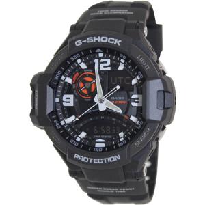 Casio Men's G-Shock GA1000-1A Black Silicone Quartz Watch