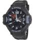 Casio Men's G-Shock GA1000-1A Black Silicone Quartz Watch - Main Image Swatch