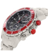 Swiss Precimax Men's Pursuit Pro SP13300 Silver Stainless-Steel Swiss Chronograph Watch - Side Image Swatch
