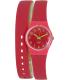 Swatch Women's Originals LP131 Pink Rubber Swiss Quartz Watch - Main Image Swatch