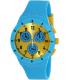 Swatch Men's Originals SUSS400 Blue Silicone Swiss Quartz Watch - Main Image Swatch