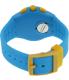 Swatch Men's Originals SUSS400 Blue Silicone Swiss Quartz Watch - Back Image Swatch