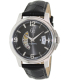 Guess Collection Men's GC Classica X84003G5S Black Leather Swiss Automatic Watch - Main Image Swatch