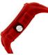 Armani Exchange Men's AX1281 Red Silicone Quartz Watch - Side Image Swatch