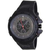 Armani Exchange Men's AX1283 Black Silicone Quartz Watch