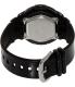 Casio Women's Baby-G BGA134-1B Black Resin Quartz Watch - Back Image Swatch