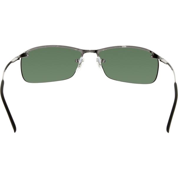 ray ban semi rimless sunglasses